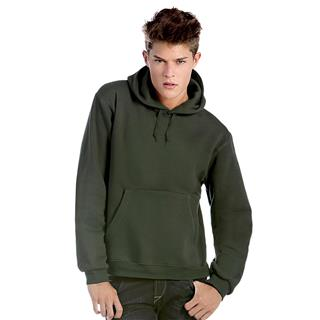M.pulover HOODED ; real zelena; XS